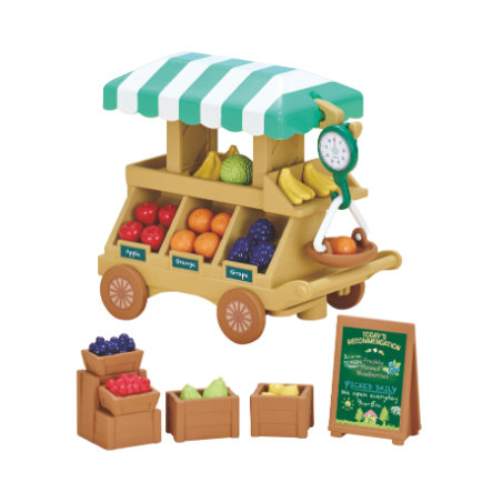 Sylvanian Families® Figurine stand de fruits 5265