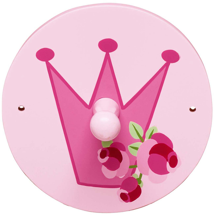 KIDS CONCEPT Coat Hook Crown 14 cm