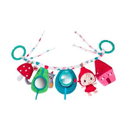 Lilliputiens Activity -Toy - Červená Karkulka