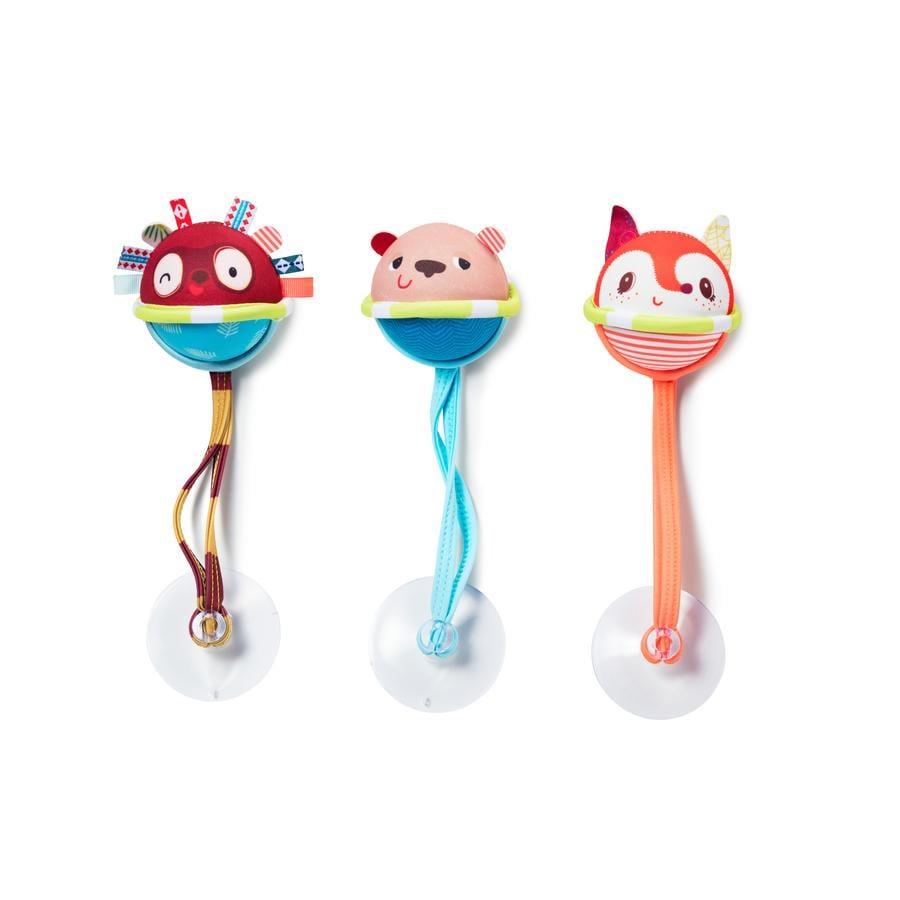 Lilliputiens 3 bolas de baño