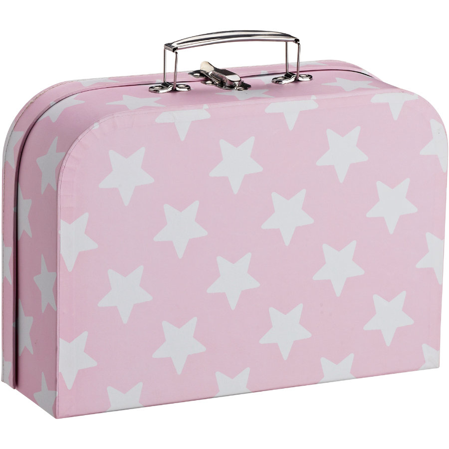 KIDS CONCEPT Suitcase Set Star, pink