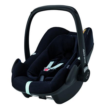 MAXI-COSI Fotelik samochodowy Pebble Plus (I-size) Midnight Blue (Q-Design)