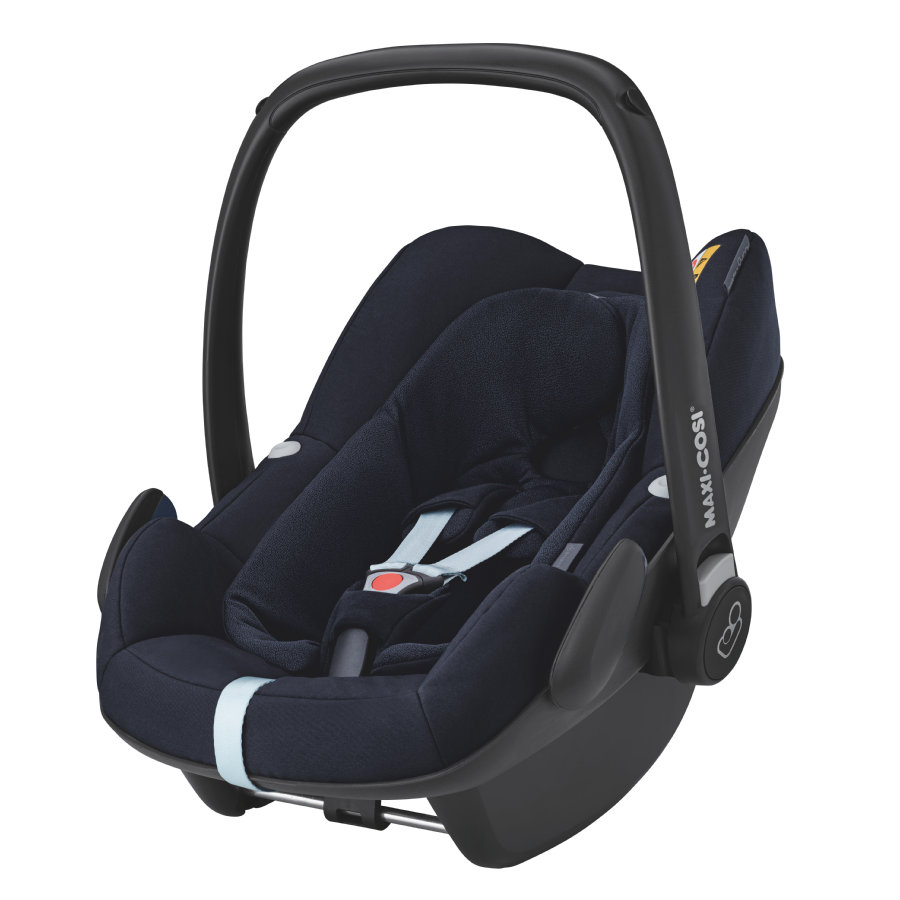 MAXI-COSI Pebble Plus (I-size) babybilstol Midnight Blue (Q-Design)