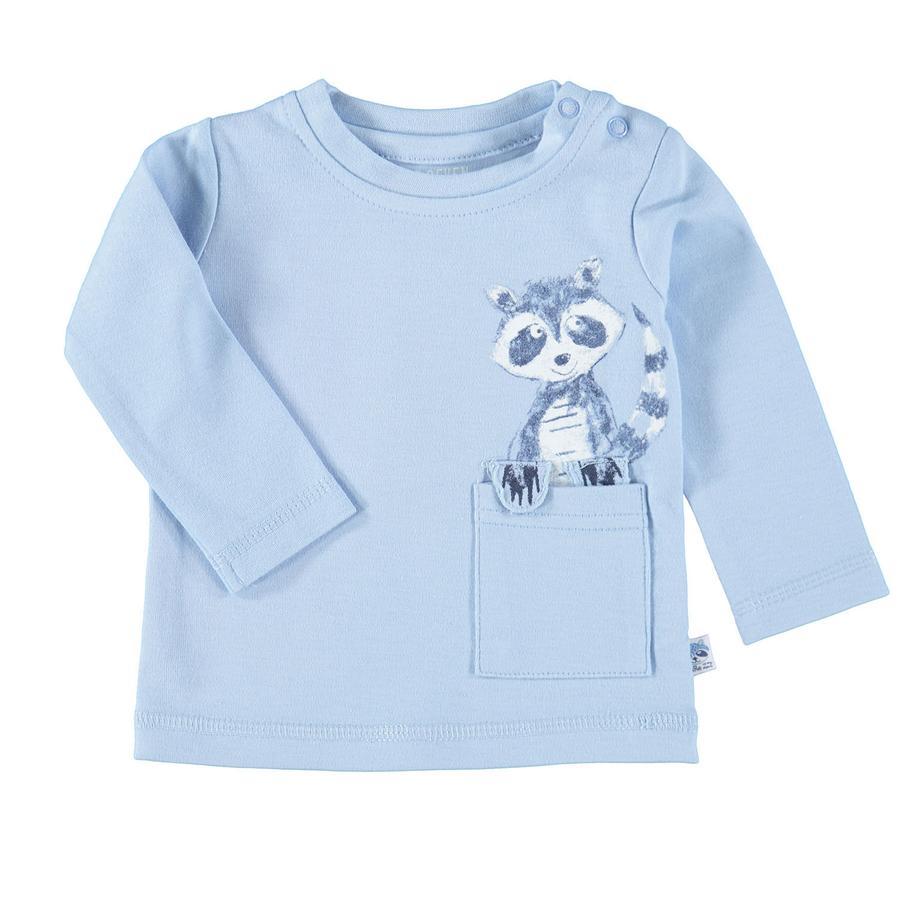 BLUE SEVEN Boys Langarmshirt blau