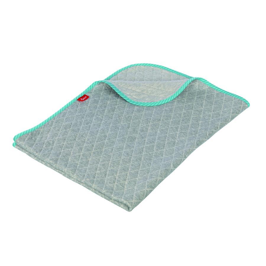 sigikid® Decke Hase mint, Urban Baby Edition