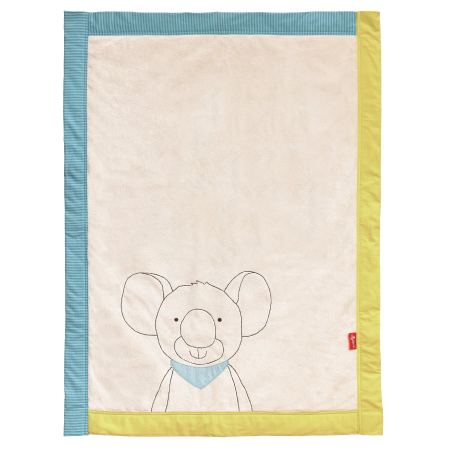sigikid® Decke Koala, Urban Baby Edition