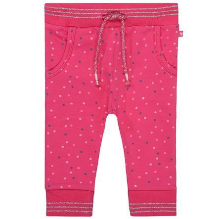 STACCATO Girl S pantaloni da jogging pantaloni rasperry alloverprint