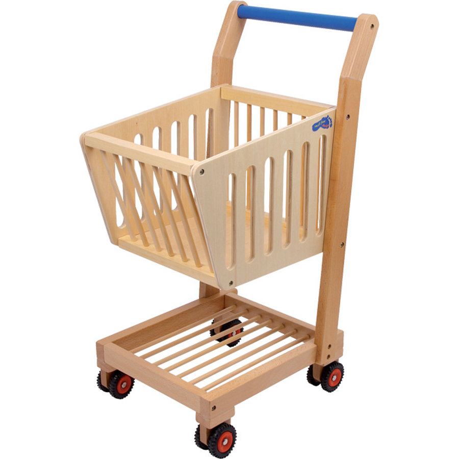 small foot® Caddie enfant bois naturel