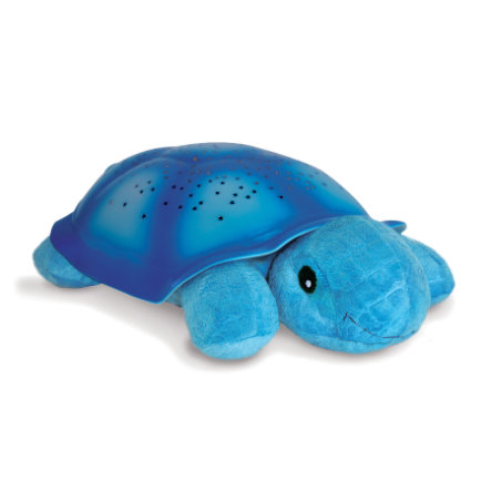 CLOUD B Veilleuse Tortue Twilight, bleu