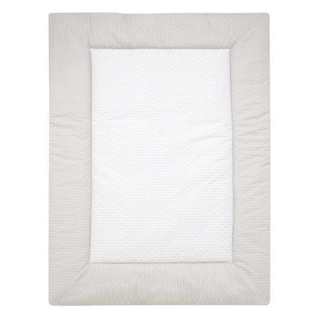 Alvi Hrací deka béžovo hnědá 100 x 135 cm