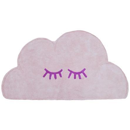 LIVONE Spiel- und Kinderteppich Happy Rugs Cloud, rosa, 60 x 110 cm