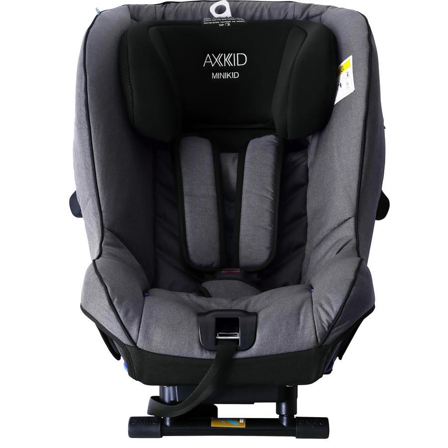 AXKID Fotelik samochodowy Minikid 2.0 Grey