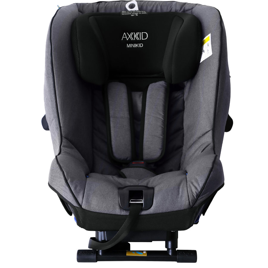 AXKID Kindersitz Minikid 2.0 Grau
