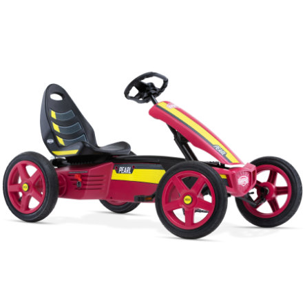 BERG Toys - Pedal Go-Kart Rally Pearl