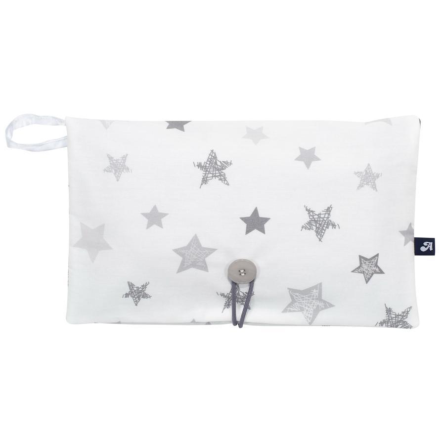 Alvi Skötväska, grey stars