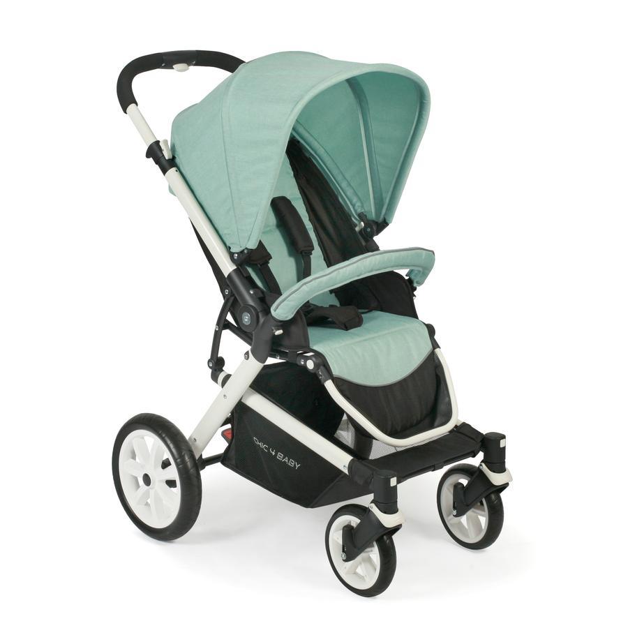 CHIC 4 BABY Kinderwagen Boomer mint