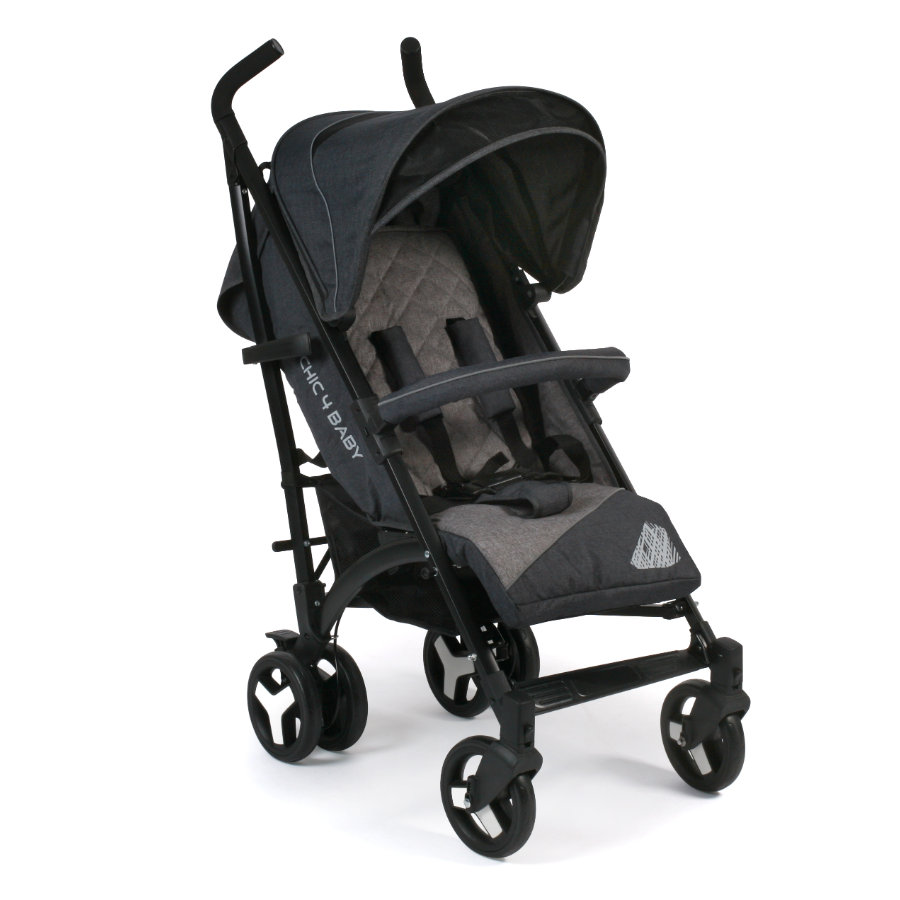 CHIC 4 BABY Buggy LUCA anthrazit