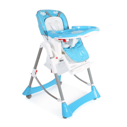 CHIC 4 BABY Kinderstoel BUENO turquoise
