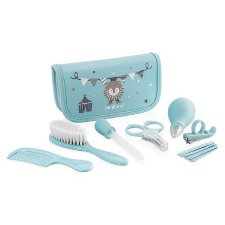 miniland Set de cuidado para bebé azul