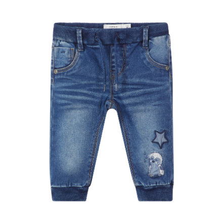 NAME IT Boys  Pantalón vaquero Bob medium blue denim