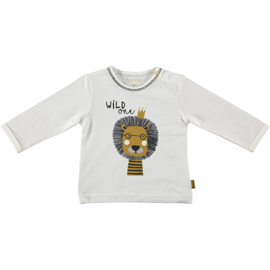 b.e.s.s Lange mouw shirt Wild One