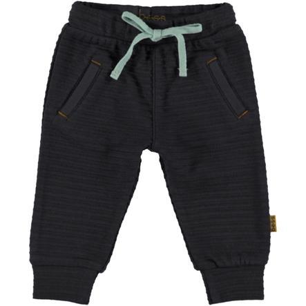 b.e.s.s Pantalone felpa antracite