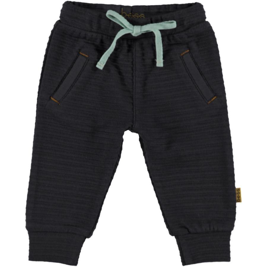 b.e.s.s Spodnie z dresami antracytowymi
