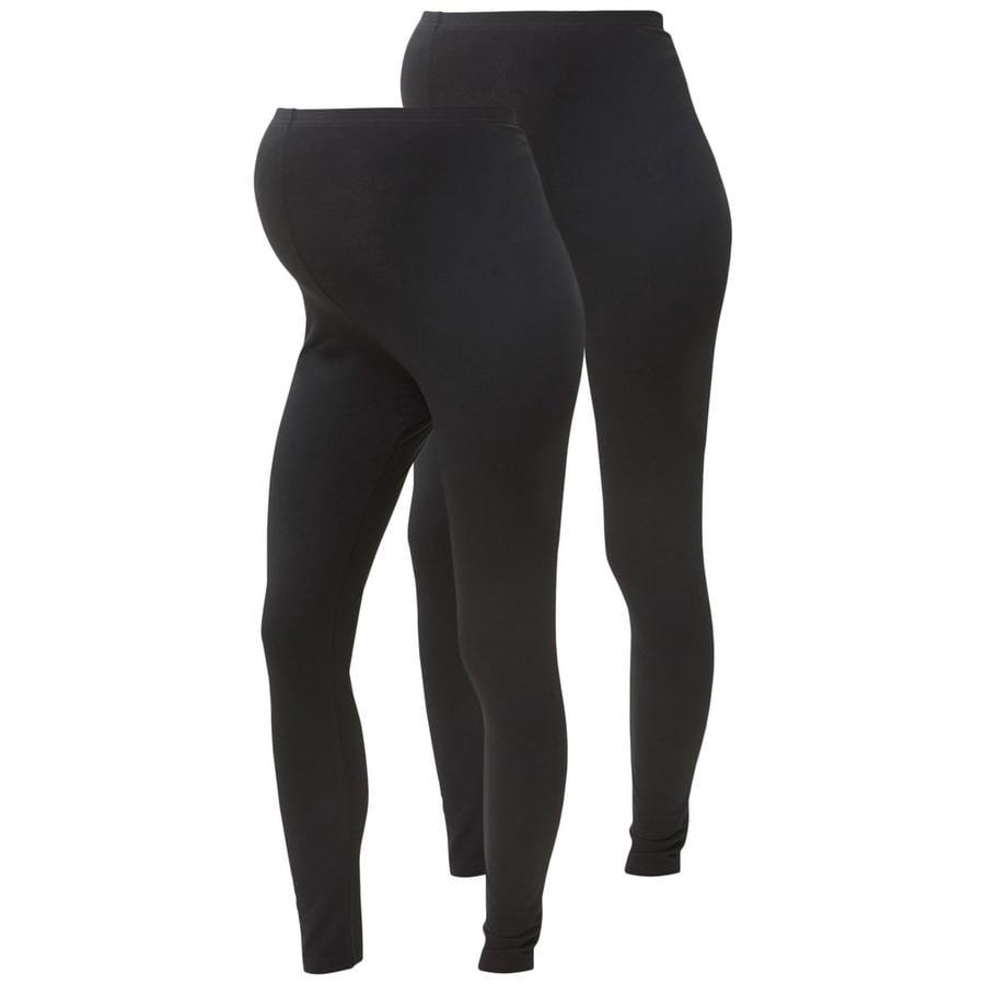 Mama Licious Leggings MLLEA 2er Pack