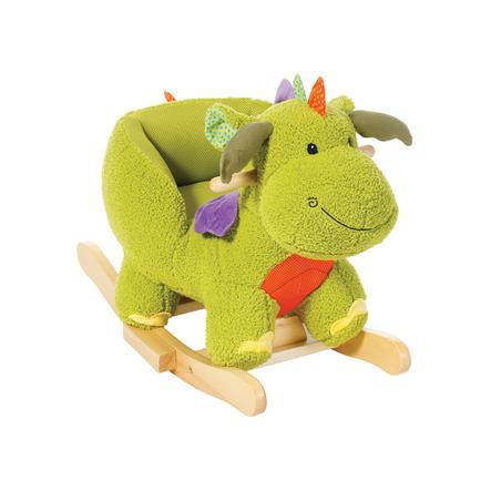 knorr® toys Dragon à bascule Franco bois