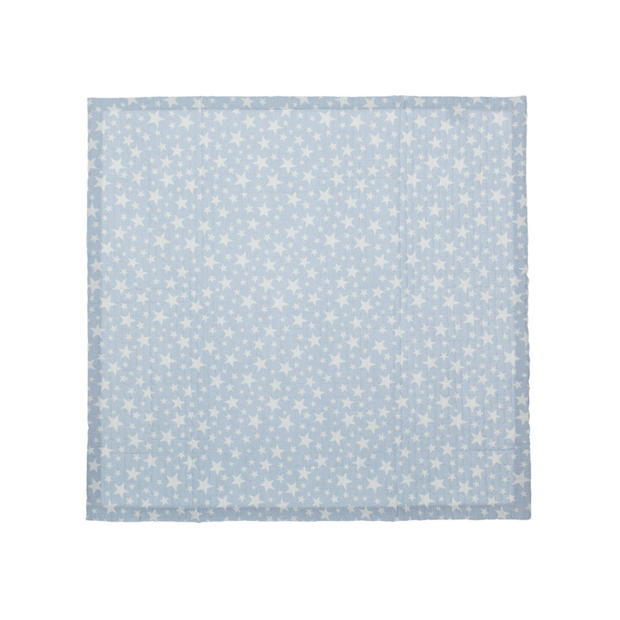 cambrass Deken 100x135cm Star hemelsblauw