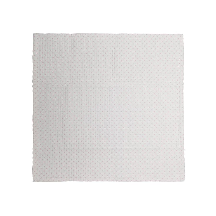 cambrass Kocyk 100x135cm Star, różowy