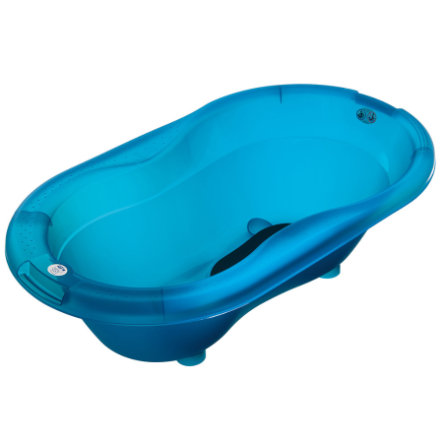 Rotho Babydesign Badewanne TOP translucent blue