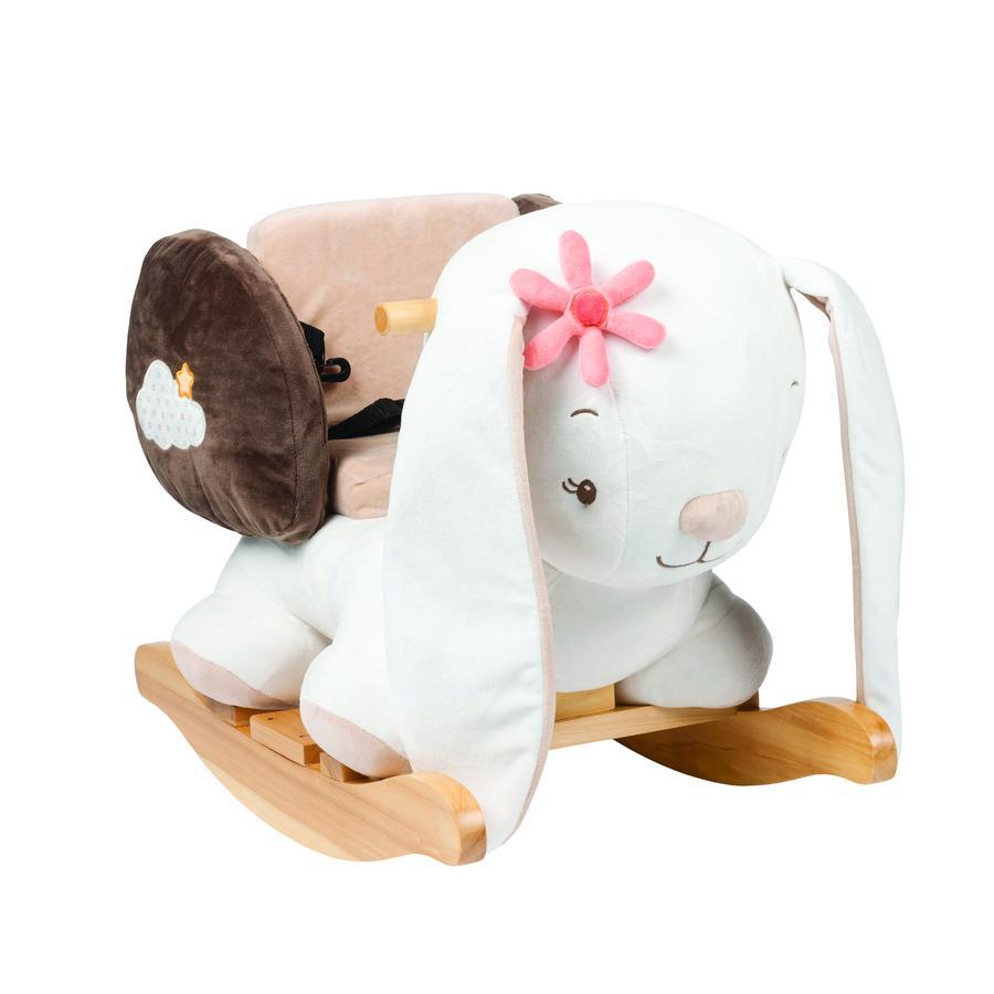 Nattou Mia & Basile - Coniglietto a dondolo