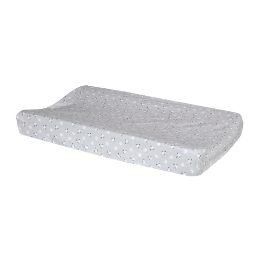 bébé-jou® Wickelauflagenbezug Jersey Lou-Lou 72x44 cm