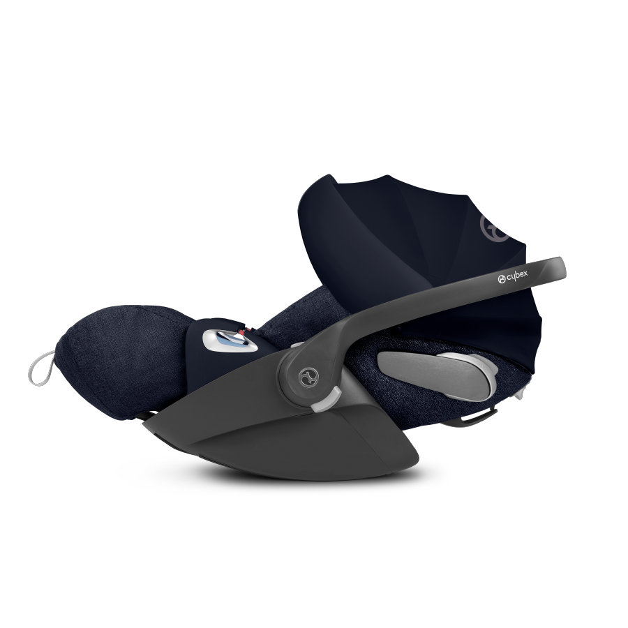 cybex PLATINUM Babyschale Cloud Z i-Size Plus inklusive Sensorsafe Midnight Blue