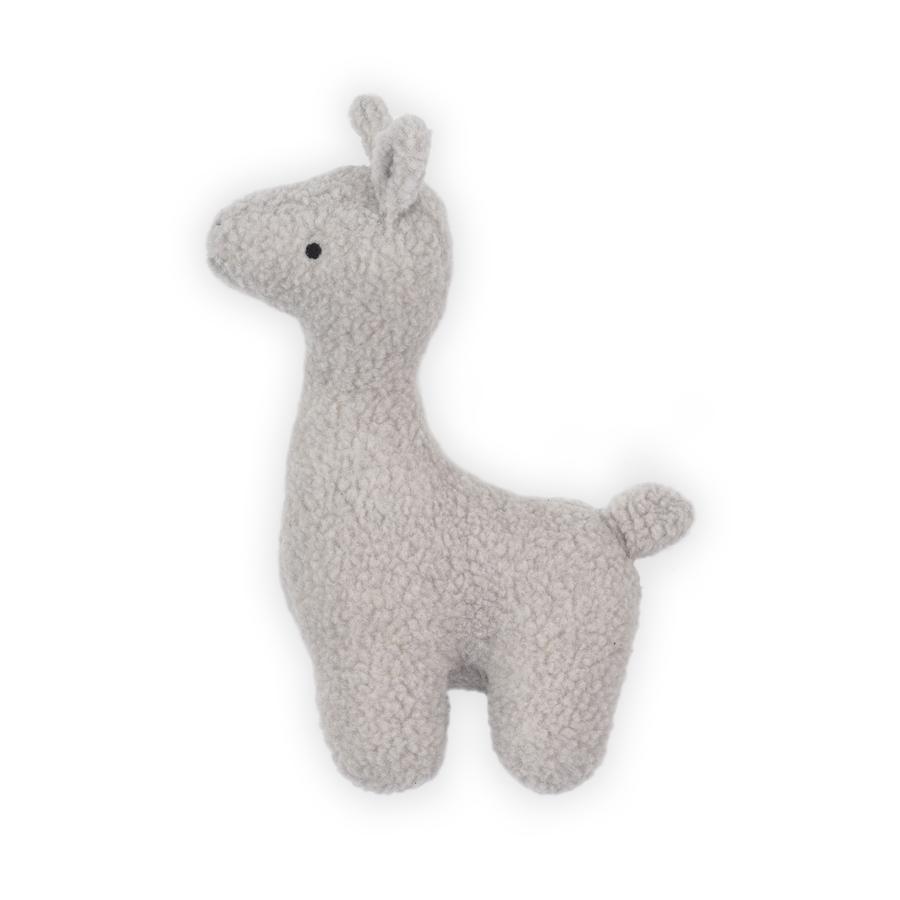 Jollein Coccolone giocattolo XL Lama grigio
