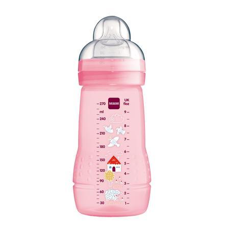MAM Babyfles Easy Active 270ml voor meisjes