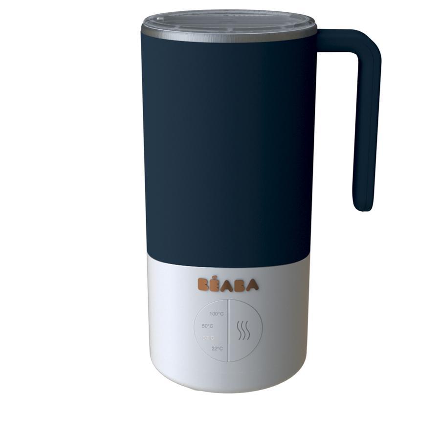BEABA Robot préparateur de boissons lactées Milk Prep bleu