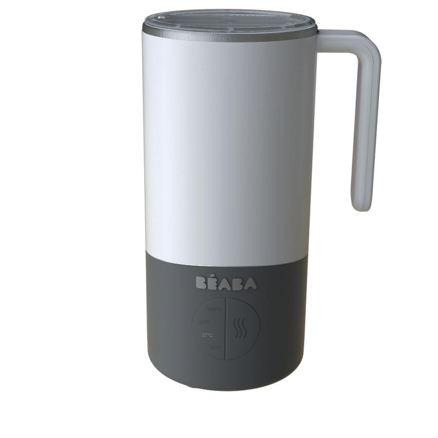 BEABA Robot préparateur de boissons lactées Milk Prep gris