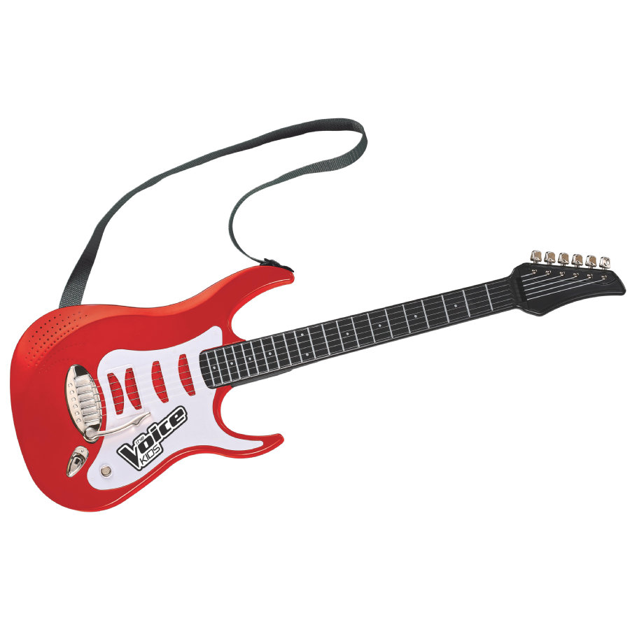 de beste kortingsbon goedkoopste prijs XTREM speelgoed en Sport s elektrische gitaar - De Voice kinderen