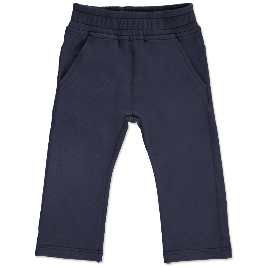 anna & tom Mini Boys Sweat Trousers Monster Blue