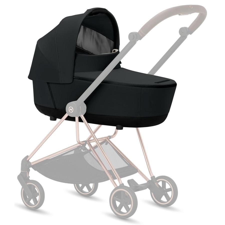 cybex PLATINUM Kinderwagenaufsatz Mios Lux Carry Cot Indigo Blue