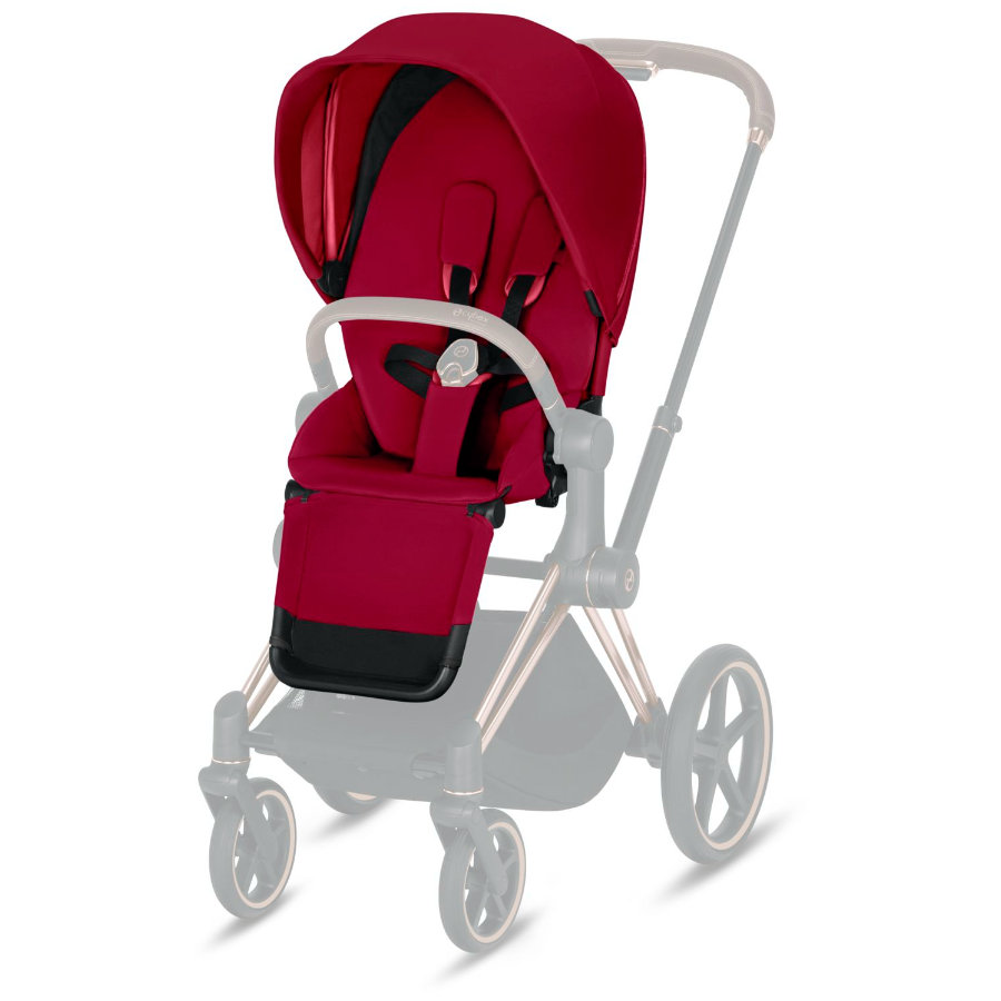 cybex PLATINUM Sitz Priam/ePriam True Red