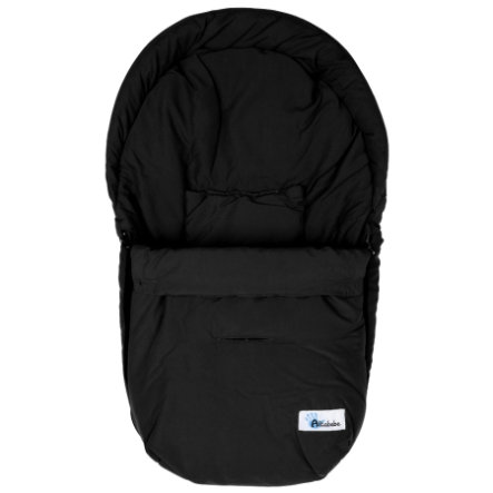 ALTA BÉBE Infant Car Seat Summer Footmuff Black 2010 Collection
