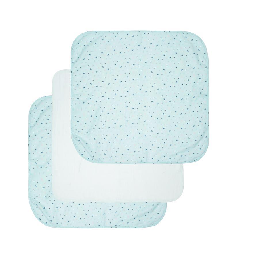 Luma® Babycare Panni multiuso, 3 pezzi Ice Cream