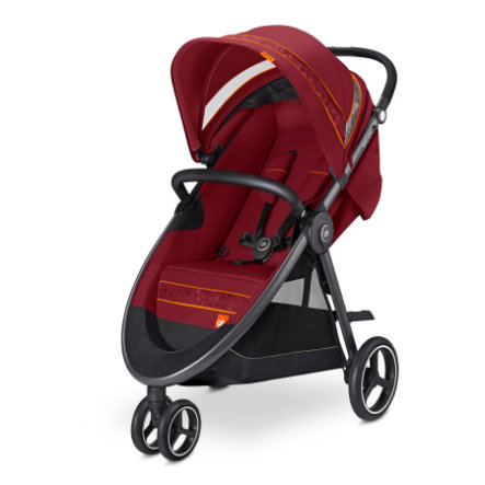gb GOLD Kinderwagen Biris Air3 Dragonfire Red-red