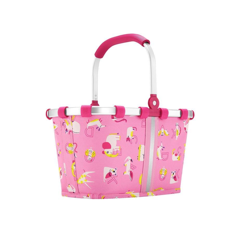 reisenthel® carrybag XS kids abc friends, pink