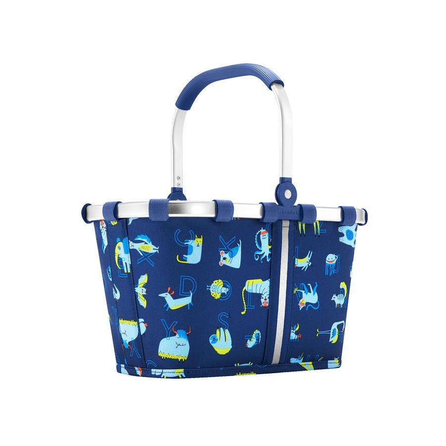 reisenthel carrybag XS kids abc friend s blue