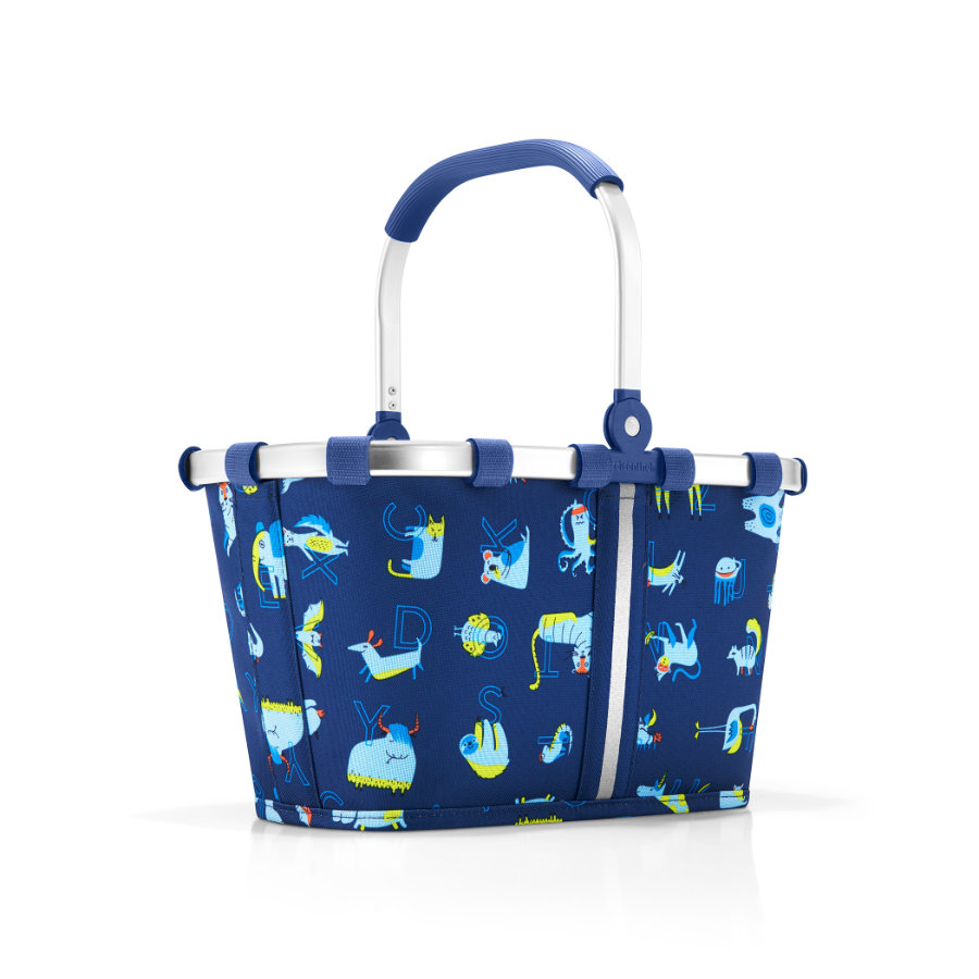 reisenthel® carrybag XS kids abc friends blue