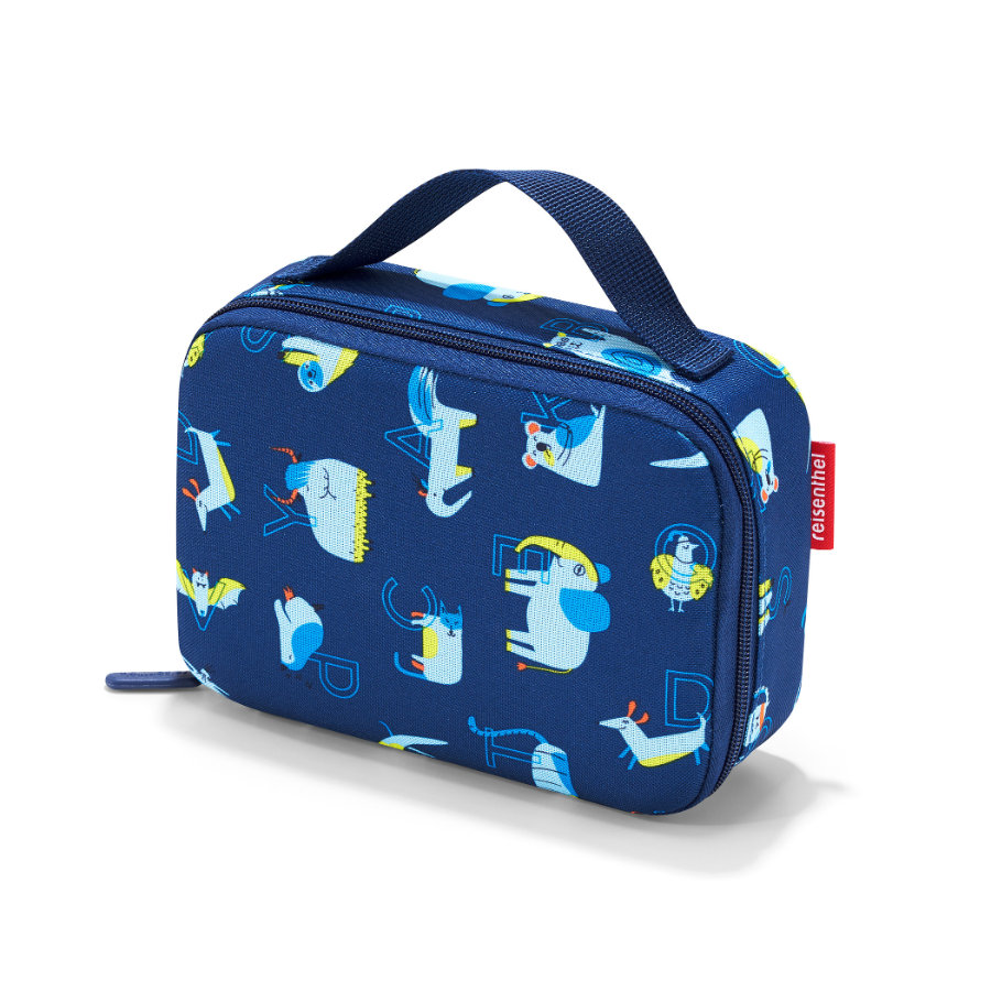 reisenthel® thermocase kids abc friends, blu